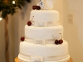 jess morgan wedding cake
